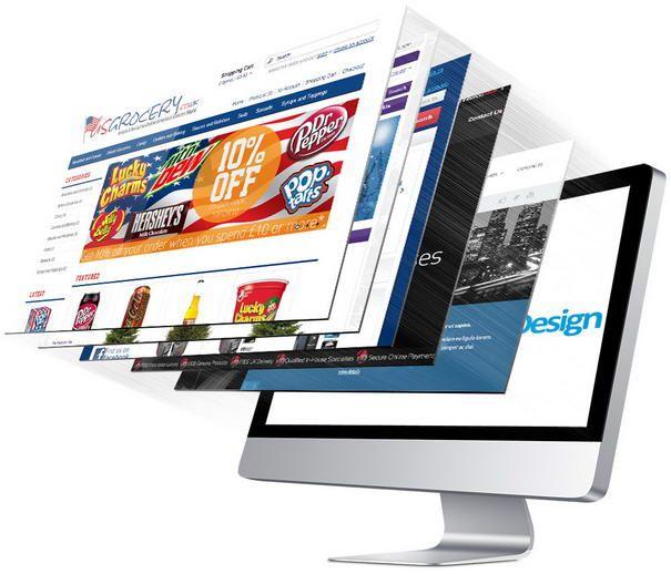 الابهار في تصميم مواقع الشركات